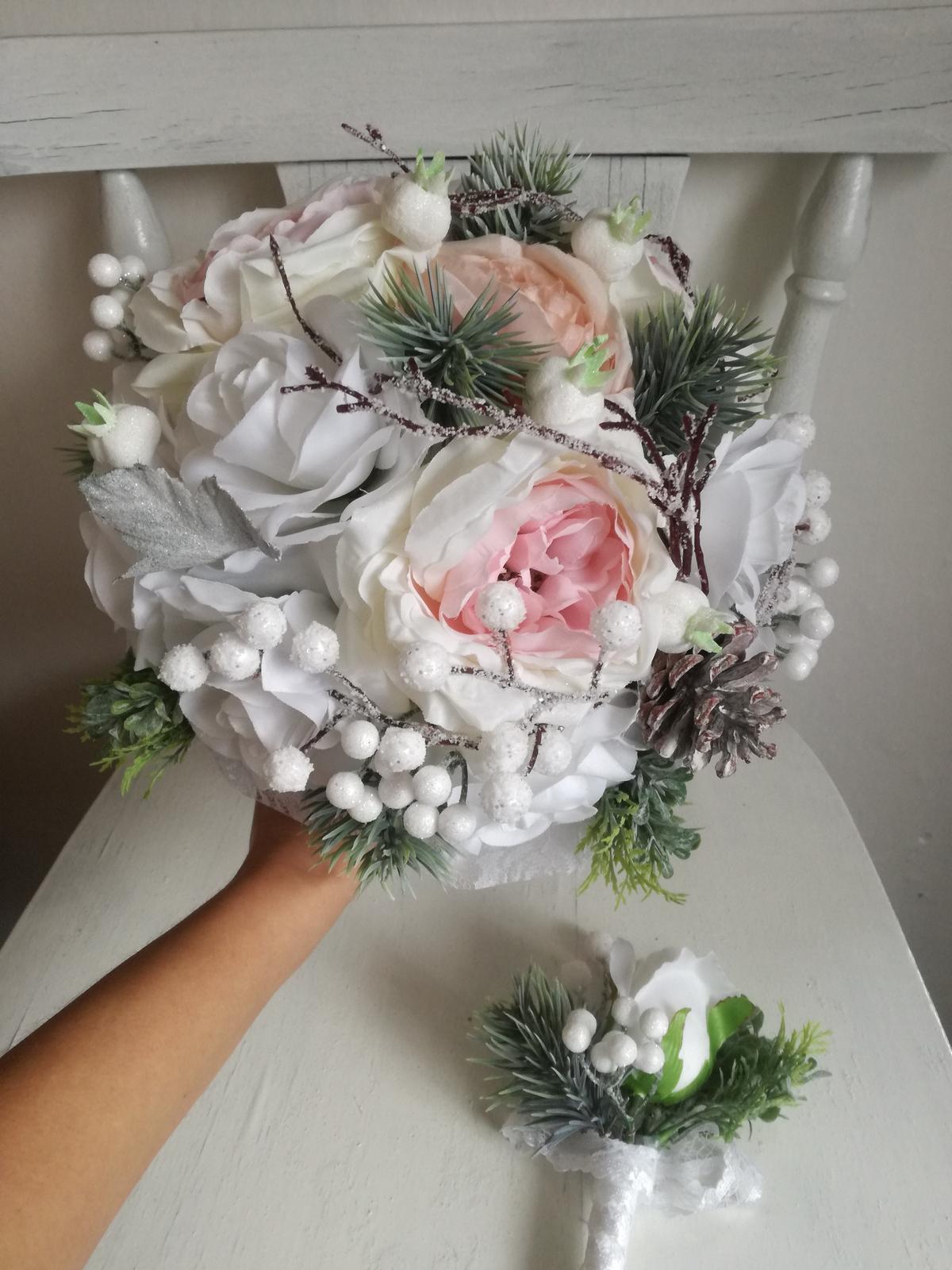 Z umelých kvetov - Obrázok č. 46