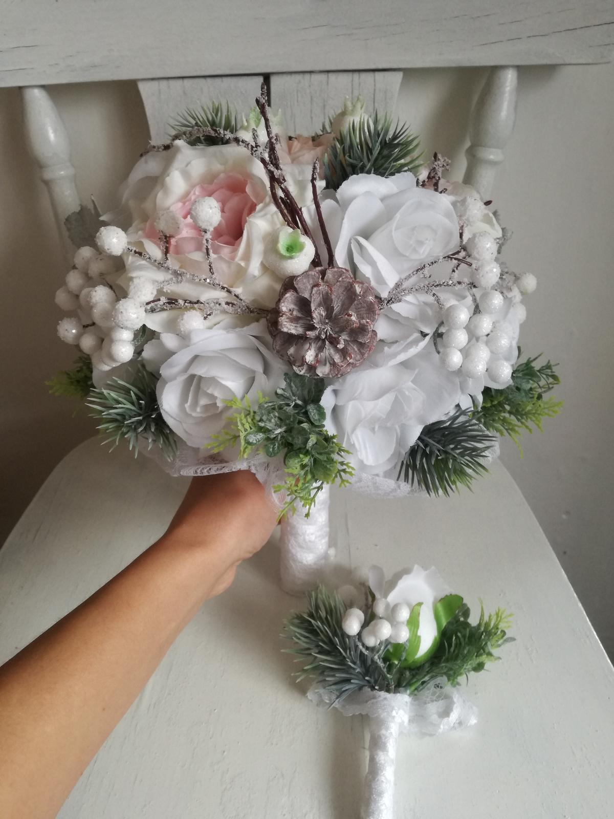 Z umelých kvetov - Obrázok č. 49