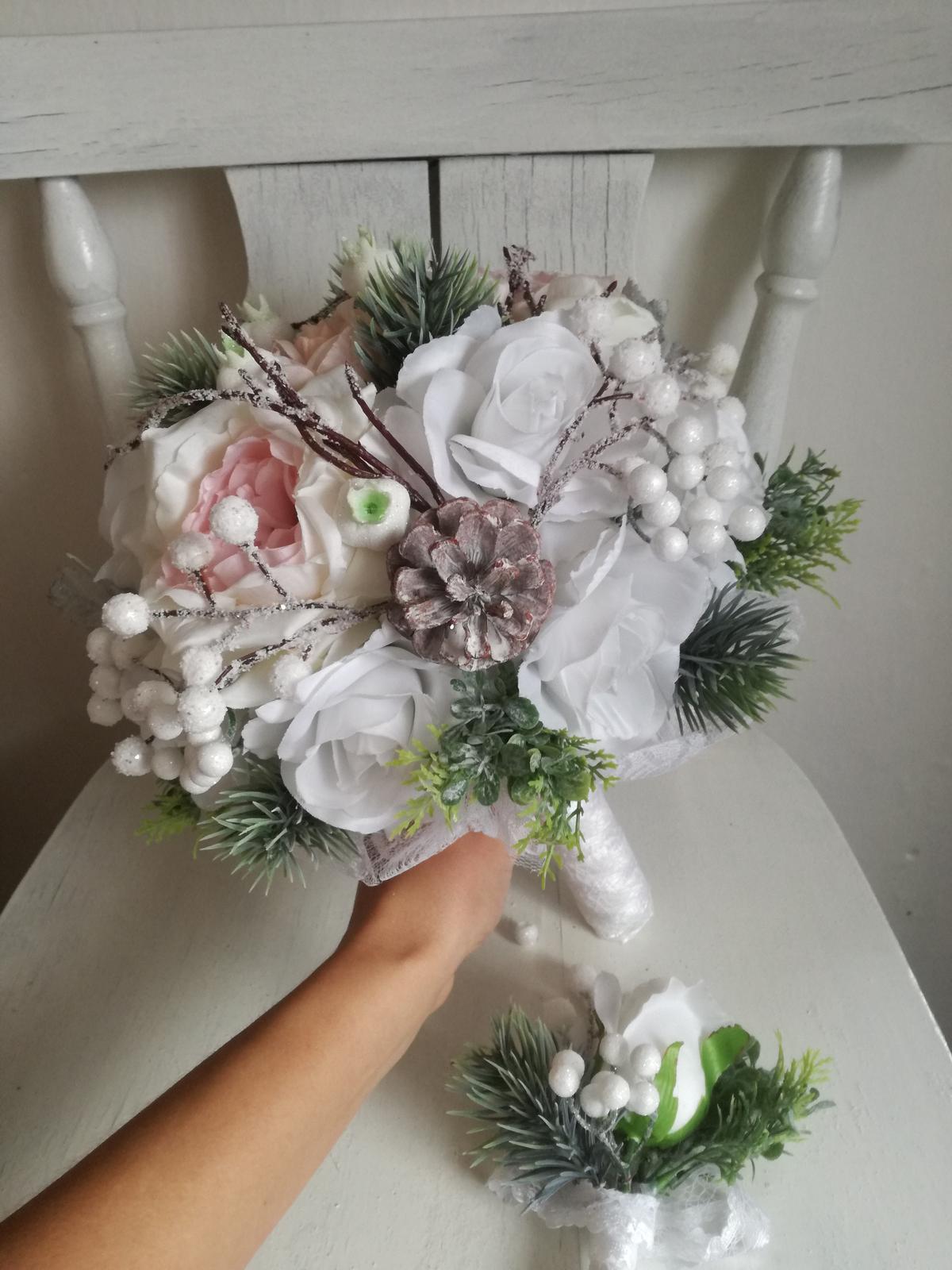 Z umelých kvetov - Obrázok č. 50