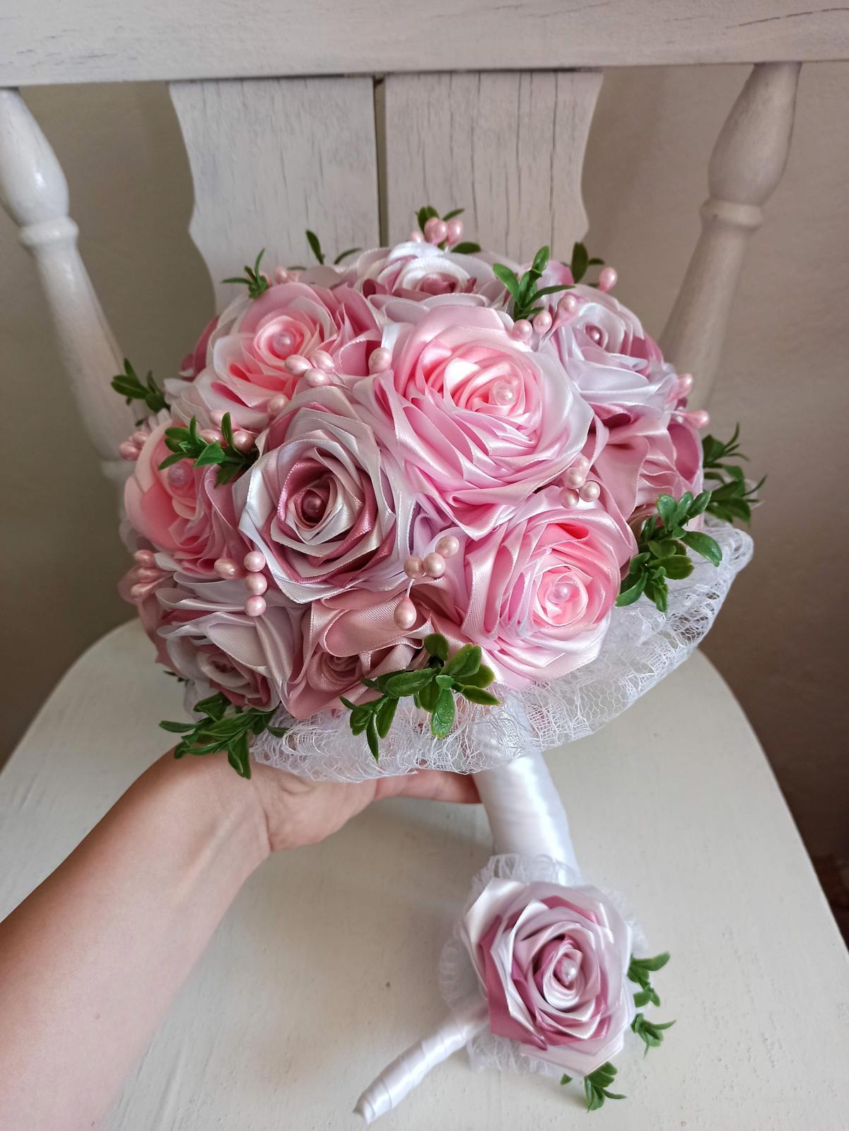 Saténové ruže - Obrázok č. 95