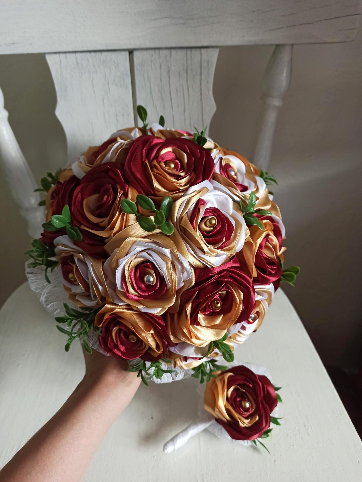 Saténové ruže - Obrázok č. 99