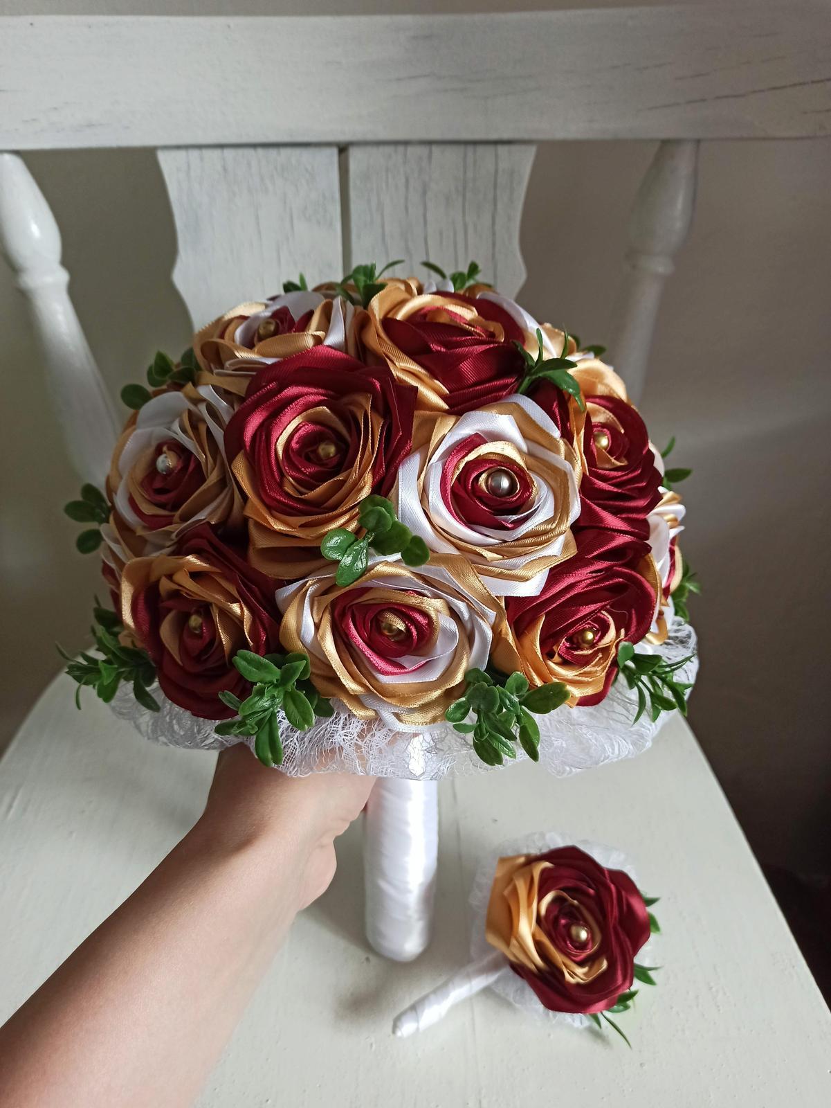 Saténové ruže - Obrázok č. 100