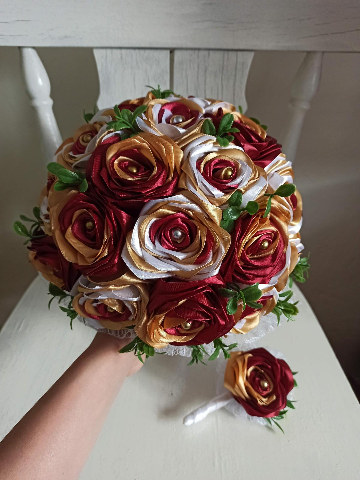 Saténové ruže - Obrázok č. 102