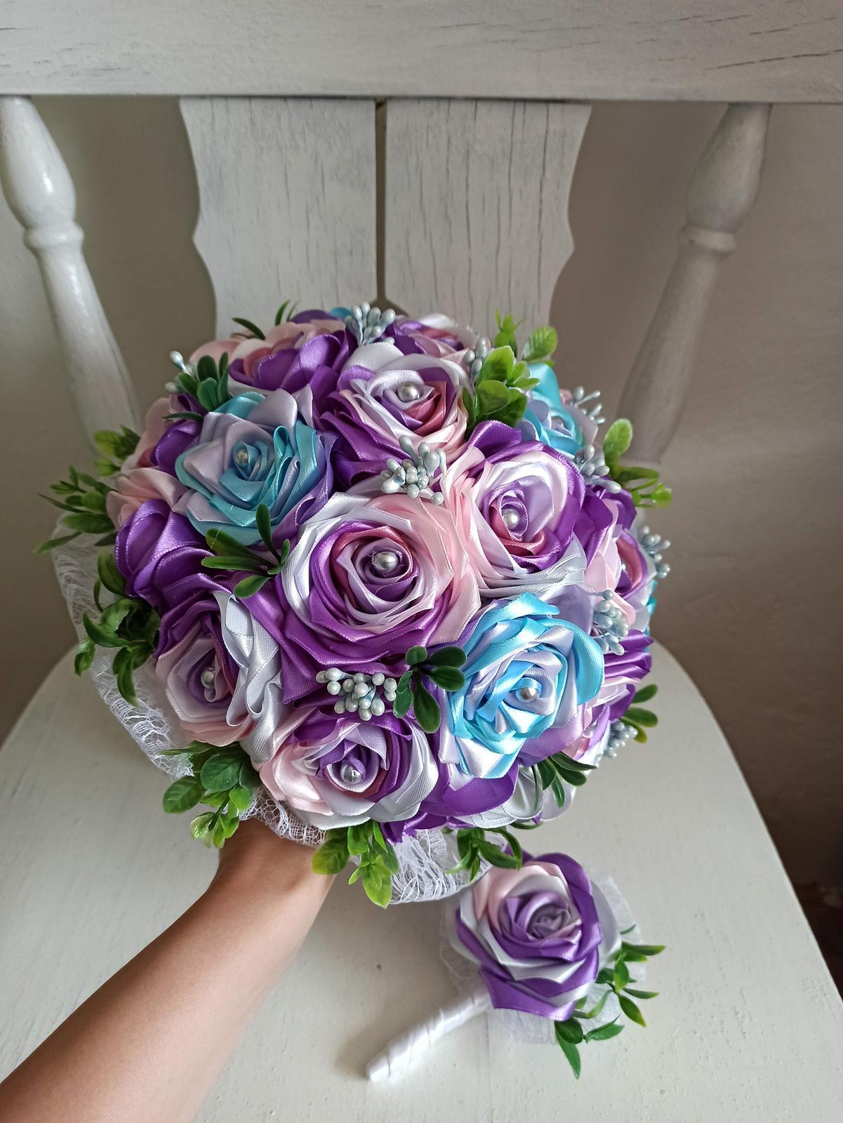 Saténové ruže - Obrázok č. 104