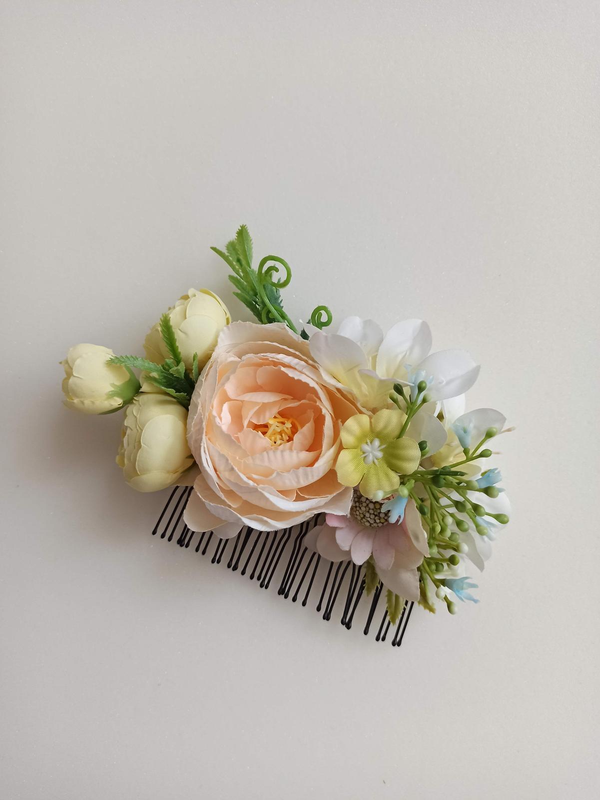 Z umelých kvetov - Obrázok č. 53