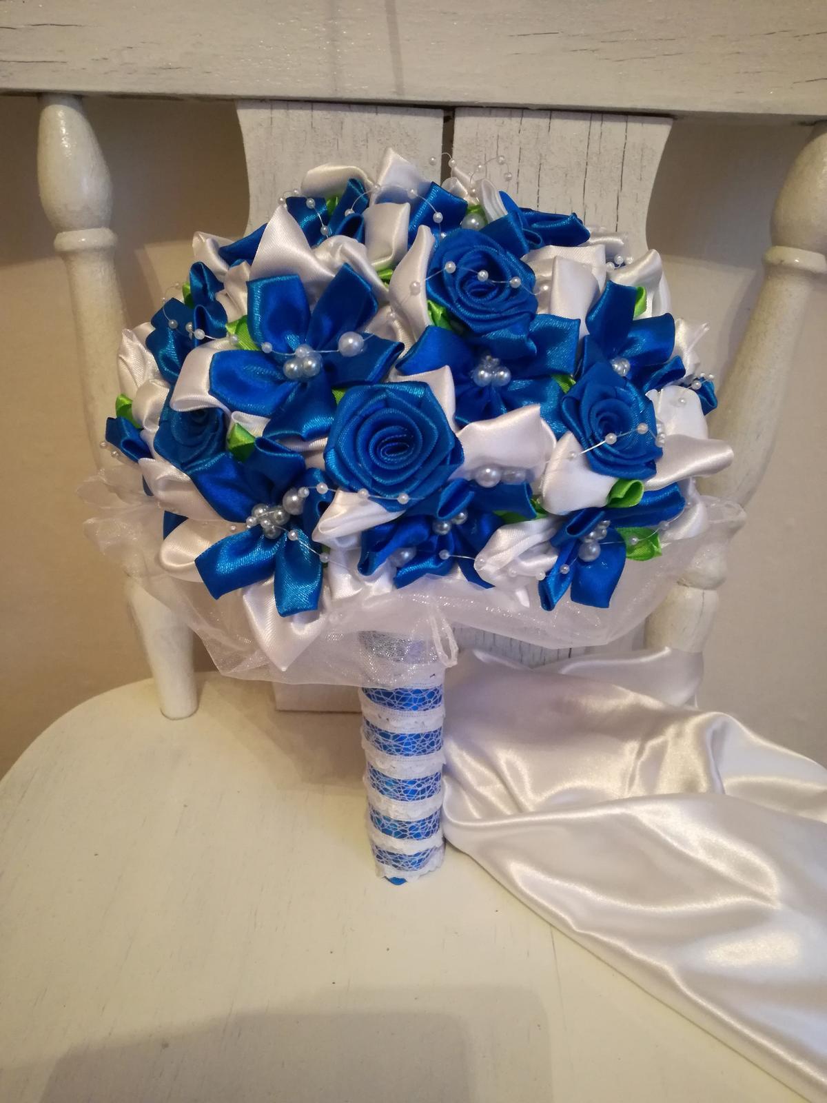 Rozkvitnutá modrá,pošta v cene - Obrázok č. 2
