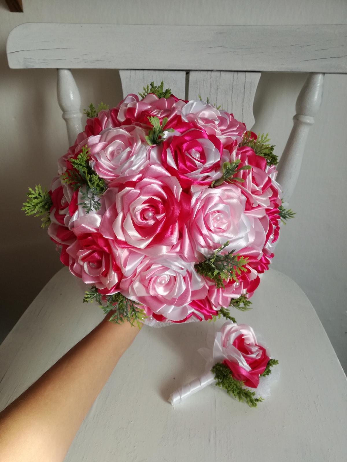 Cyklamenovo ružová, pošta v cene - Obrázok č. 4