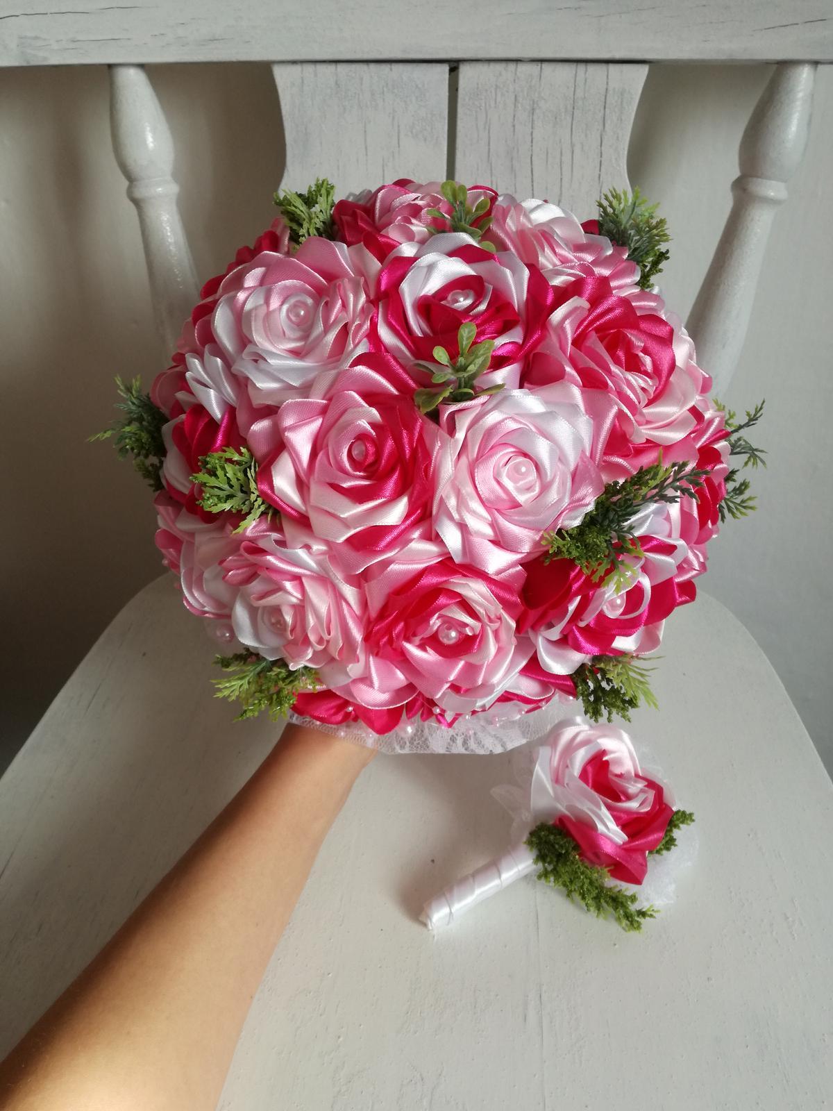 Cyklamenovo ružová, pošta v cene - Obrázok č. 2