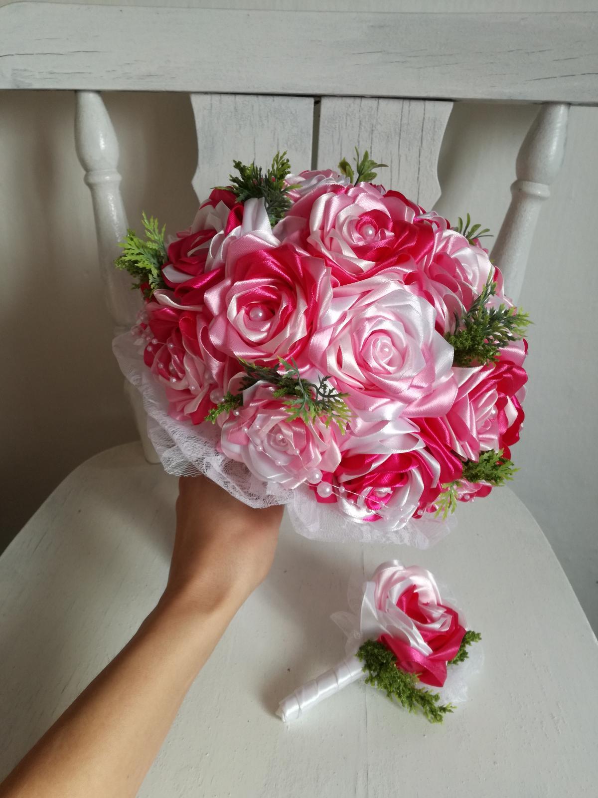 Cyklamenovo ružová, pošta v cene - Obrázok č. 3