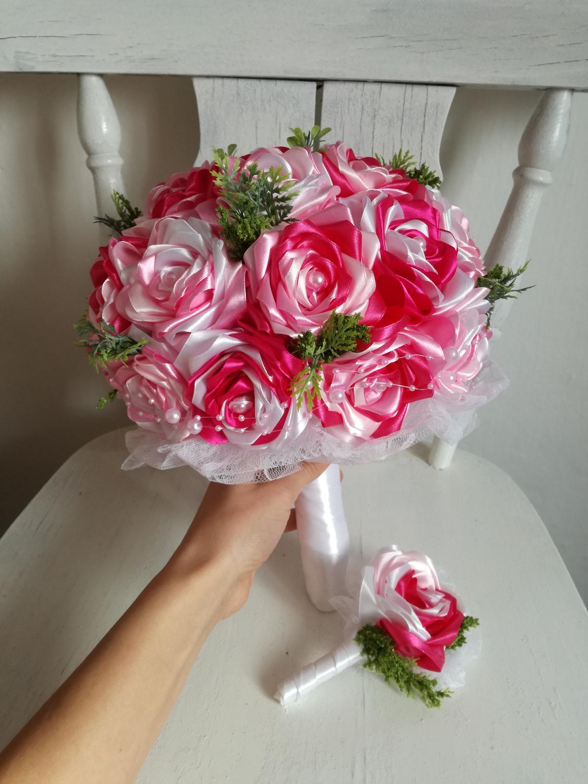 Cyklamenovo ružová, pošta v cene - Obrázok č. 1