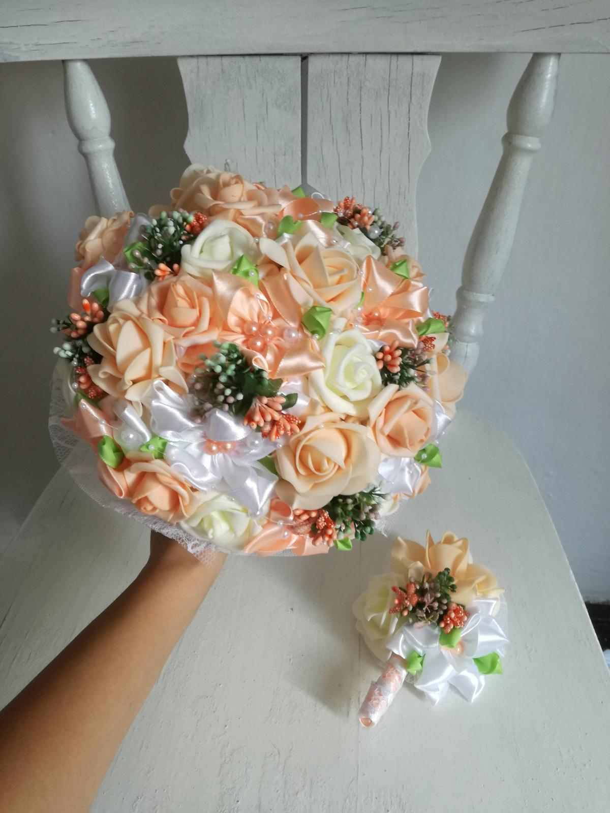 Marhuľová rozkvitnutá kytica,pošta v cene - Obrázok č. 4