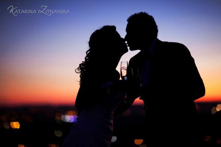 Budeme manželia :) - večerná...