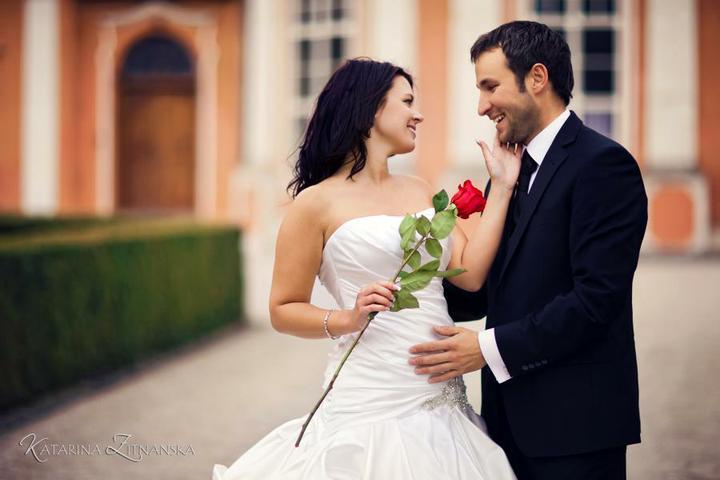 Budeme manželia :) - nádherná fotka :)