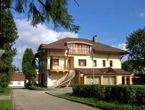 tu sa budeme veseliť :) penzión Kamélia, Žilina