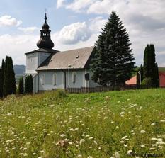 na tomto krásnom mieste si to povieme :) katolícky kostol v Lietave