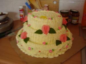 takový dortík si vyrobim,akorát že to bude 5ti hran