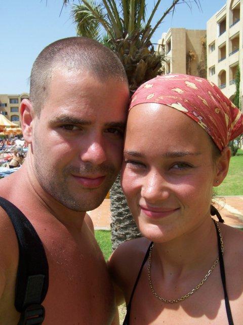 Prvý letný dník 2008 a naša svadba:) - Obrázok č. 8
