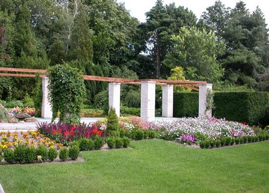 Prvý letný dník 2008 a naša svadba:) - Berieme sa v Botanickej záhrade v Ba:)
