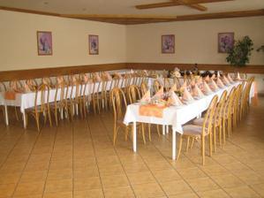 zde se konala svatební hostina