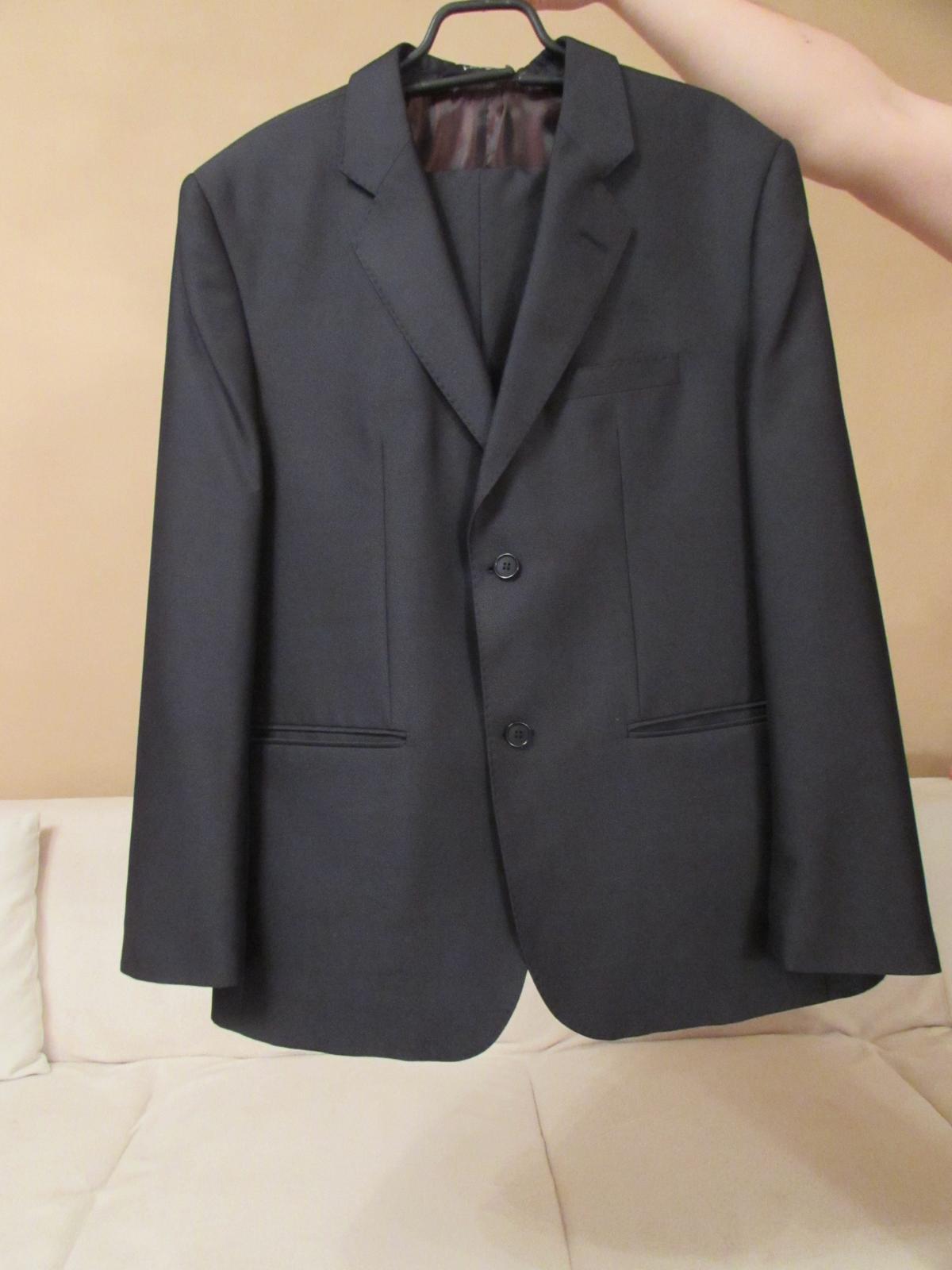 Pánsky svadobný oblek - Obrázok č. 4