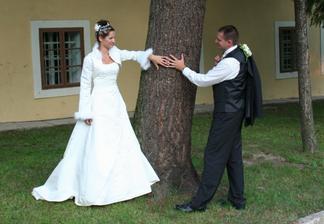 Stromová klasika na fotenie prstienkov