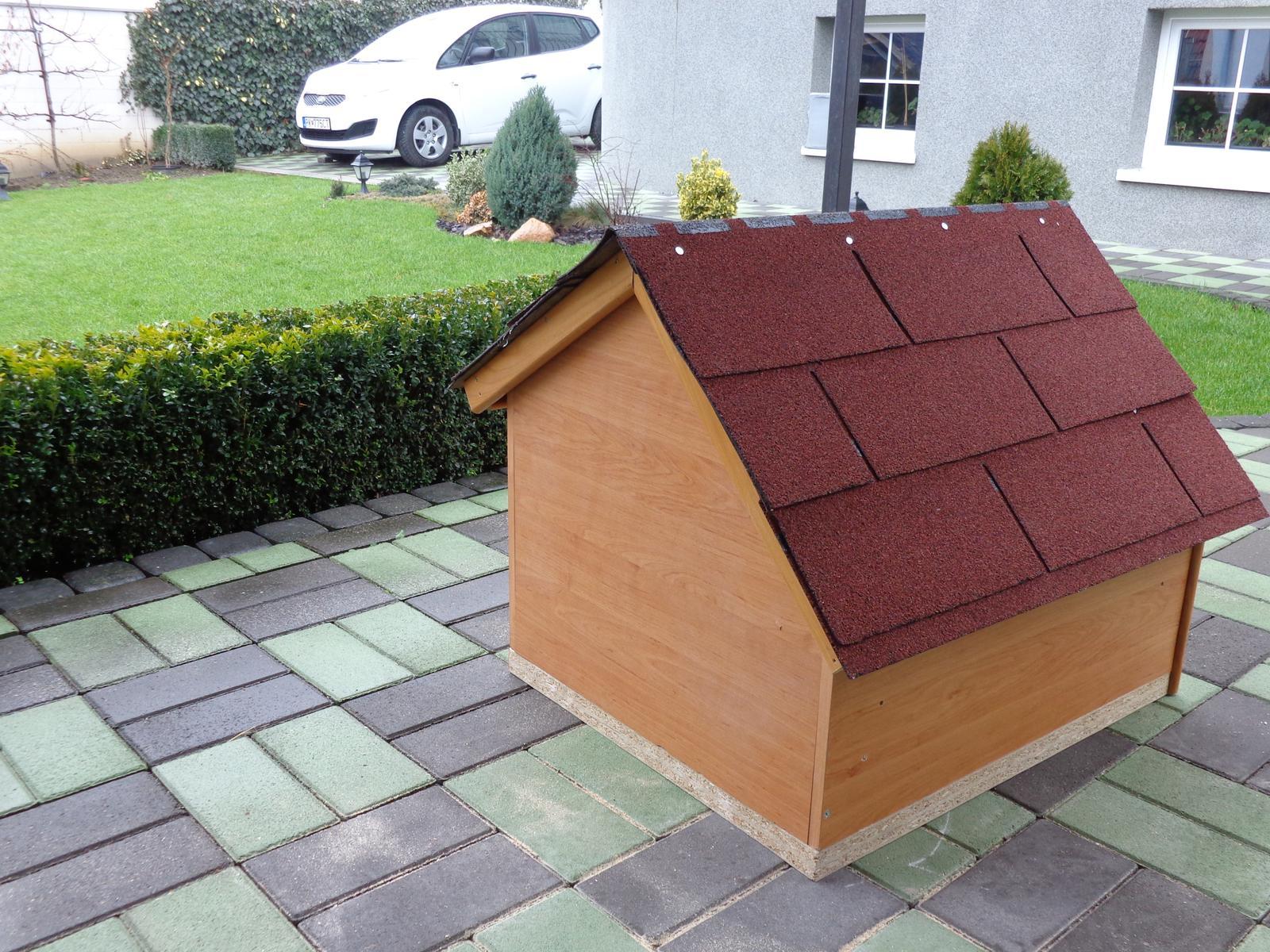 Nový domček pre Alexa - Obrázok č. 4