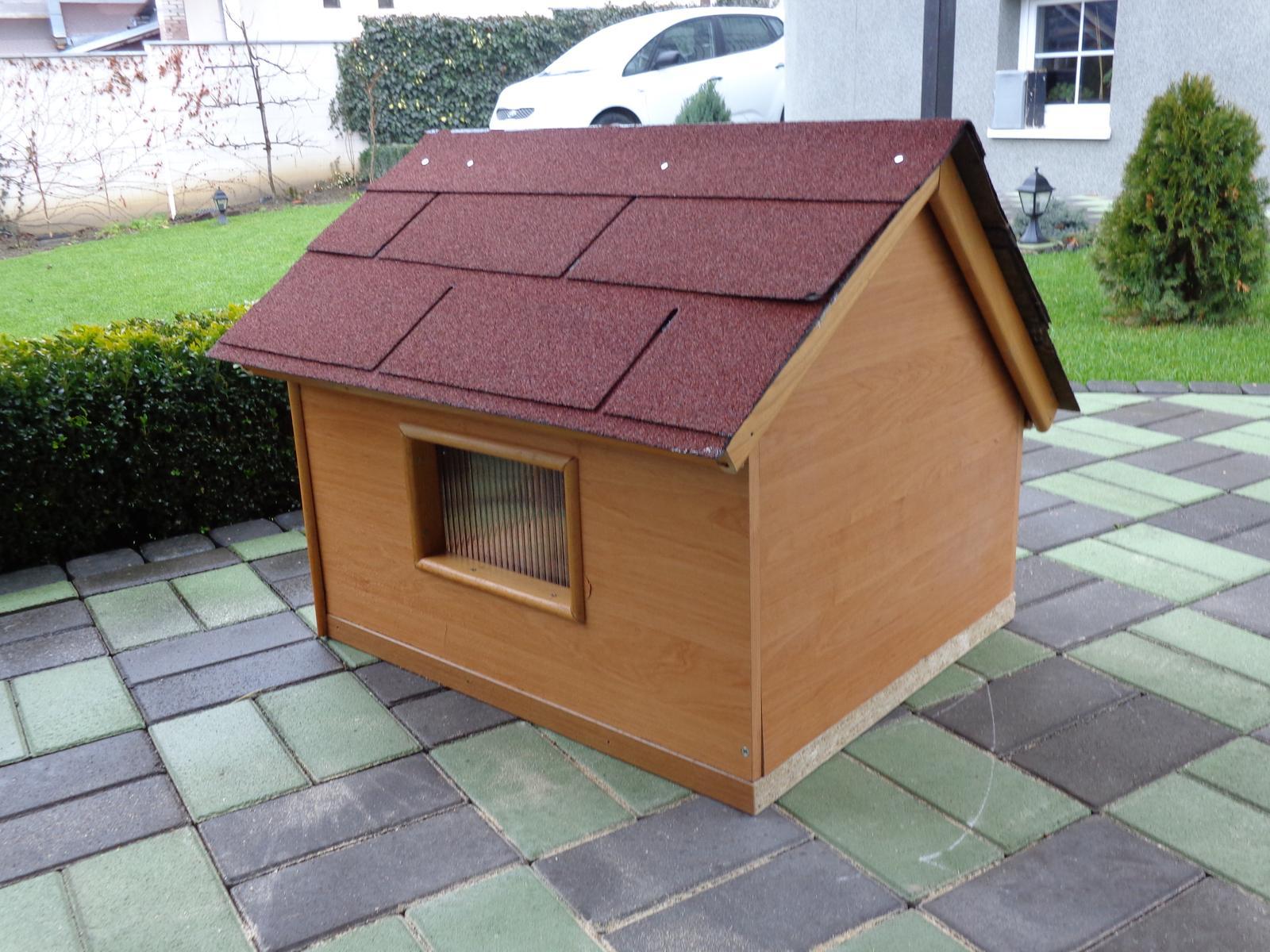 Nový domček pre Alexa - Obrázok č. 5