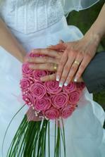 Naše prstýnky zlaté :-)