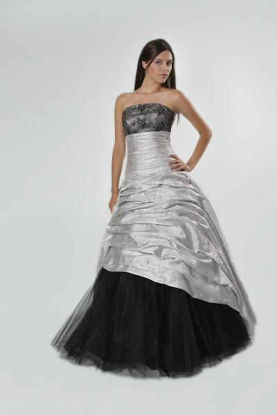 maturantské šaty - Obrázek č. 1