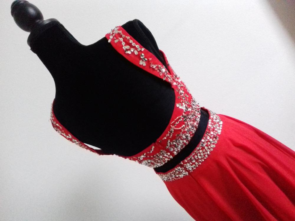 Maturitní šaty- půjčení nebo prodej vel.36 - Obrázek č. 2
