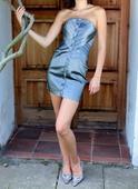 Luxusní šaty Jessica McCLINTOCK, 36