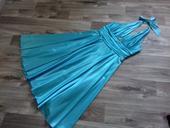 Plesové šaty vel.40, 40