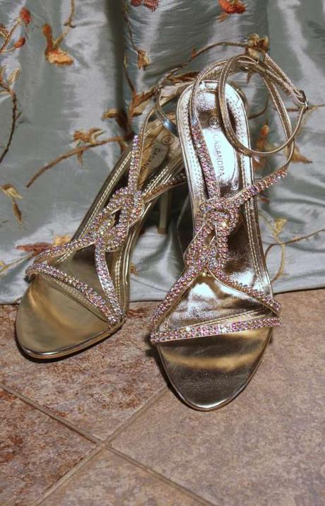 plesové boty  - Obrázek č. 1