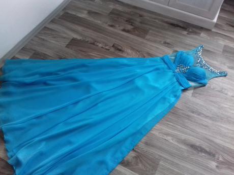 Společenské šaty vel. 36 i druzičkovske - Obrázek č. 1