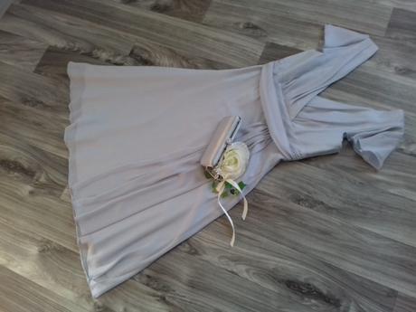 Společenské šaty vel. 44 - Obrázek č. 1