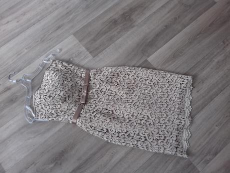 Luxusní společenské šaty vel. 34 - Obrázek č. 1