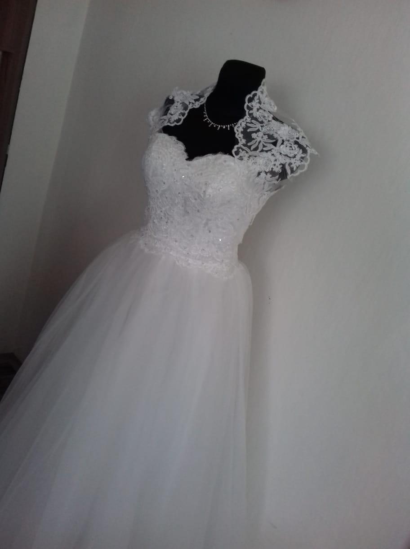 Svatební šaty prodej nebo pujčení - Obrázek č. 1