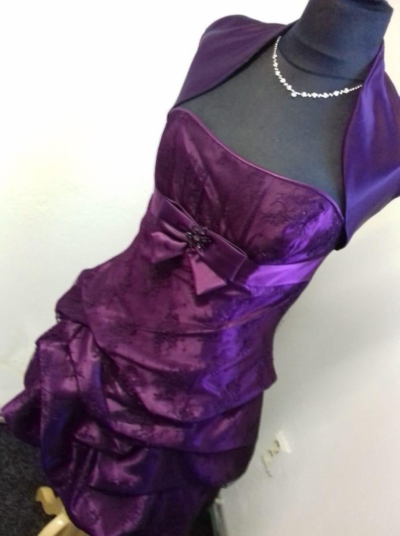 Společenské šaty-půjčení nebo prodej - Obrázek č. 1