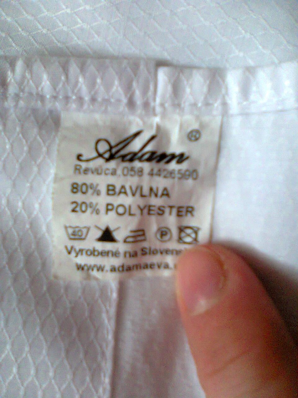 Svadobná košeľa - 39 - Obrázok č. 3