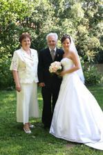 s mými rodiči