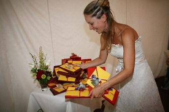darecky pro svatebcany