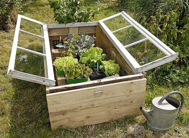 Zahradne inspiracie z netu - Ak sklenik tak len tento.