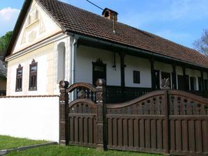 Môj sen :) Zemplínsky dom s gánkom :)