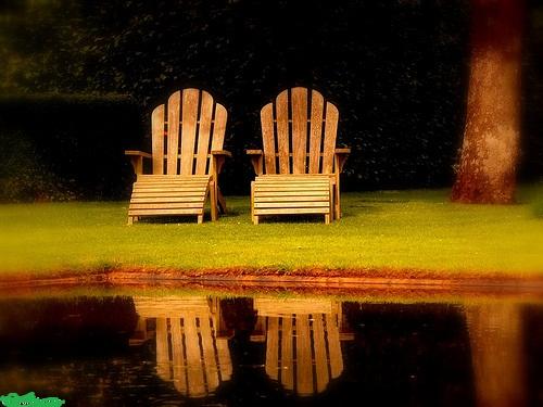 Domček v záhrade - V tomto sedi cela amerika.V kazdom filme ich vidim.Neviete mi povedat ci su pohodlne?