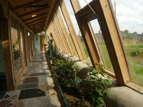 Zahradne inspiracie z netu - Sklenik v dome? Som nadšená :)