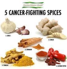 5 korenín proti rakovine