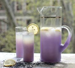 Levandulový nápoj