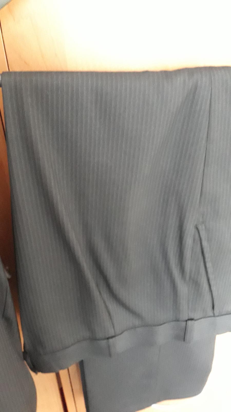 Svadobný oblek - Obrázok č. 2