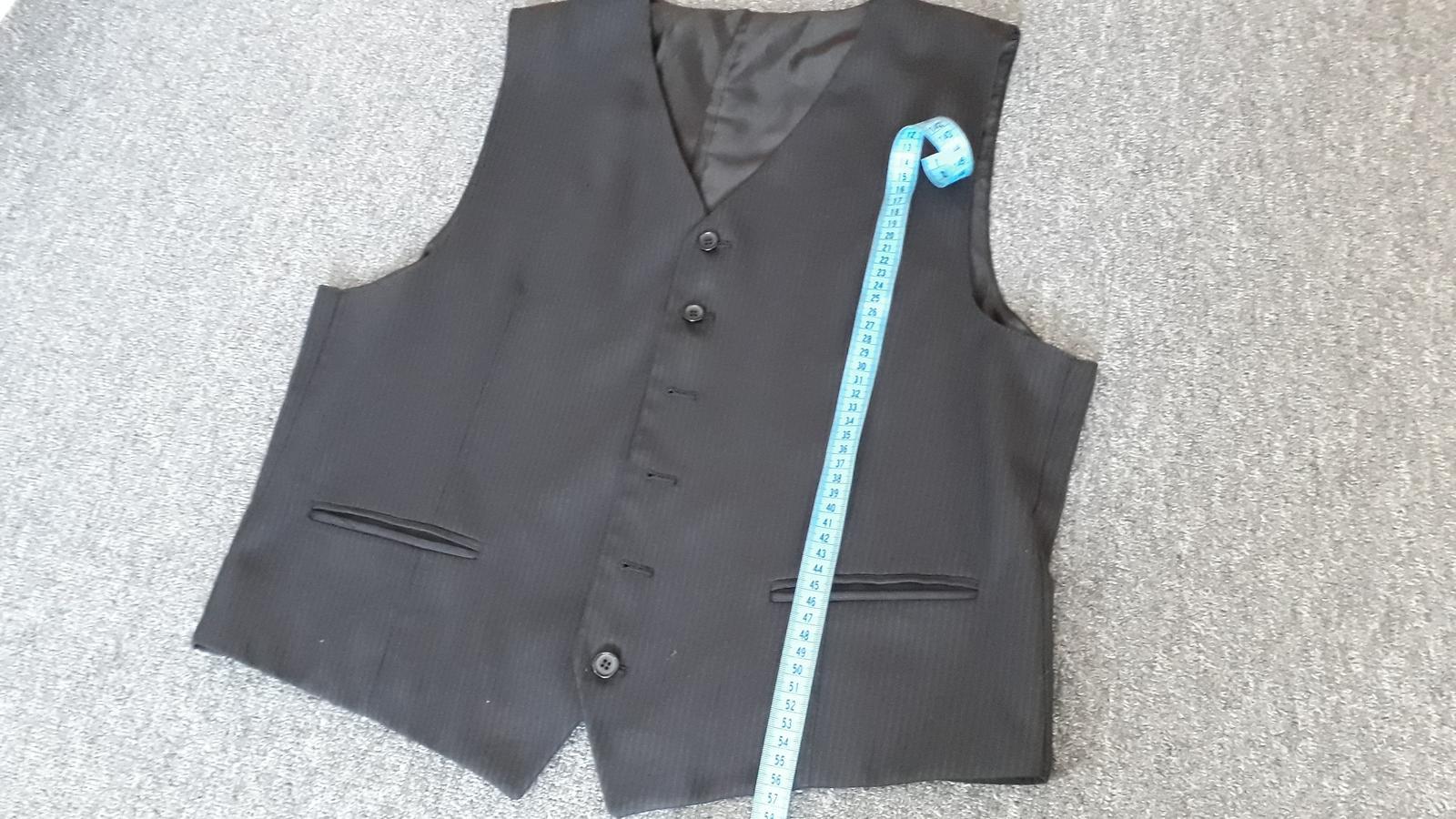 Svadobný oblek - Obrázok č. 4