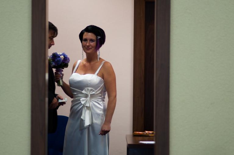 Svadobné šaty zn. ZAIRA - Obrázok č. 1